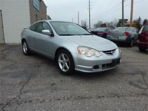 2004 Acura RSX Premium - Leather - Certified