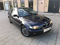 BMW 3 Series 1.8 ,16V*AUTOMATIC*,2004 , Saloon,3 owners, FULL SERVICE,2 KEYS,HPI CLEAR