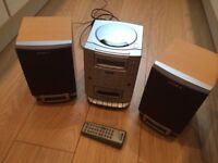 Sony PMC-R35L Compact Stereo with Remote Control