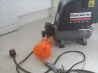 Rockworth, air compressor