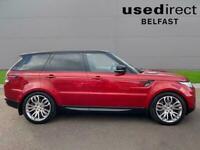 2014 Land Rover Range Rover Sport 3.0 Sdv6 Hse Dynamic 5Dr Auto Estate Diesel Au