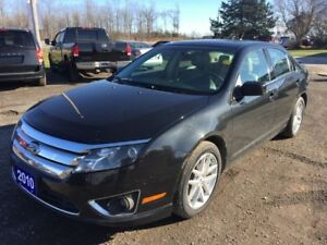 2010 Ford Fusion SEL SEL