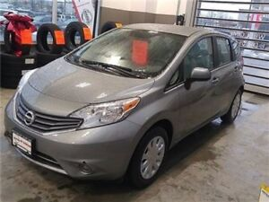 2014 Nissan Versa Note 1.6 SV CERTIFIED PRE OWNED