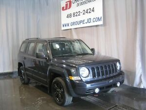 2015 Jeep Patriot Altitude 4x4