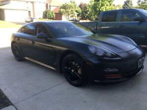 PORSCHE PANAMERA 4,  FULLY LOADED** new brakes and tires**
