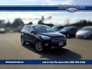 2017 Ford Escape SE FWD Sync with Backup Camera key pad Save Tho