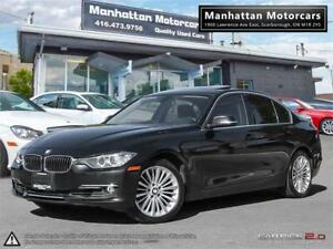 2014 BMW 328i X-DRIVE LUXURY PKG|NAV|CAMERA|PHONE|ROOF|1OWNER