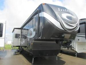 2013 39 FT DUTCHMEN RV INFINITY 3850RL 5TH WHEEL