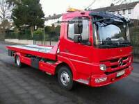 WANTED RECOVERY TRUCKS 7.5T OR 3.5T CASH WAITING