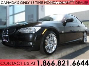 2012 BMW 3 Series 335i xDrive | WARRANTY | WINTER WHEELS | 1 OWN