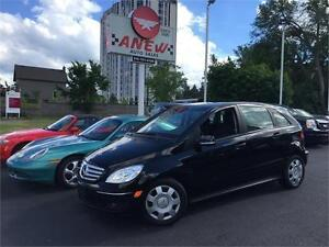 2006 MERCEDES BENZ B200 CERTIFIED ONE OWNER LOW KMS