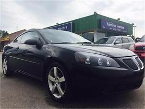 2006 Pontiac G6 GTP Coupe!!!Low Milage Only 94K !!! Safetied !!!