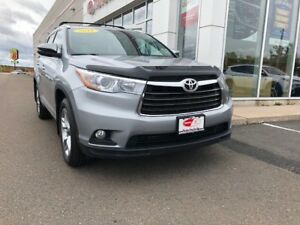2016 Toyota Highlander Limited LOADED