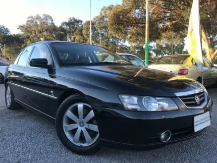 2003 Holden Calais VY Black 4 Speed Automatic Sedan Para Hills West Salisbury Area Preview
