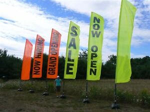 CUSTOMIZED & FULL COLOUR PRINTED Banners / Flags