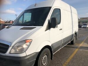2007 dodge sprinter turbo diesel low mileage runs excellent