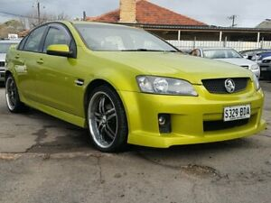 2008 Holden Commodore VE MY09 SV6 5 Speed Sports Automatic Sedan Blair Athol Port Adelaide Area Preview