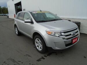 2013 Ford Edge SEL (Rear Cargo Management System)