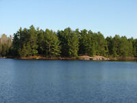 Vacant Acreage on Ratter Lake  Markstay, Ont.