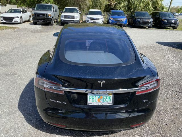Image 10 Coche Americano usado Tesla Model S 2018