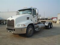 2008 MACK Vision, Used Day Cab Tractor