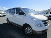 2010 Hyundai iMAX TQ White 4 Speed Automatic Wagon Currumbin Waters Gold Coast South Preview