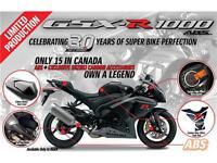 SUZUKI GSX-R 1000 SPECIAL EDITION