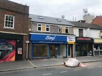 Great Potential / Ideal for a Takeaway*Lockup Shop*Located on Busy Parade*Kitchen and W/C