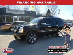 2007 Cadillac Escalade, LUXURY!! DVD! 22INCH WHEELS!! NEW TIRES!