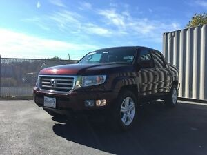 2013 Honda Ridgeline TOURING w/4X4/LEATHER/NAVIGATION/MOON ROOF