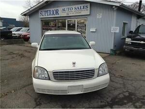 2004 Cadillac DeVille Fully Certified and Etested!