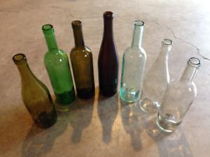 31 U-Brew Wine Bottles