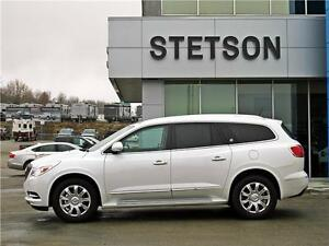 2016 Buick Enclave 5500 KMS! Leather AWD V6 Running Boards Sunro