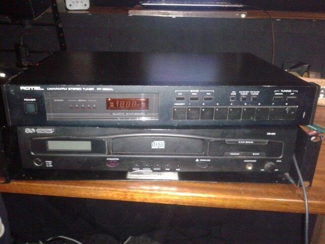 Rotel Stereo Tuner- Radio - Separates- Hi Fi Unit - City Centre - Broadmead - RT- 850AL