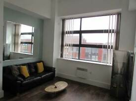 1 bedroom flat in Brindley House, 101 Newhall Street, Birmingham