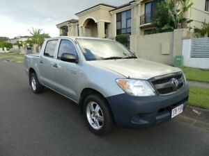 2005 Toyota Hilux TGN16R Workmate 5 Speed Manual Dual Cab Pick-up Sunnybank Hills Brisbane South West Preview