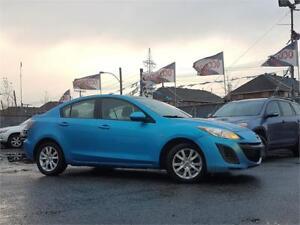 2010 Mazda Mazda3/AUTO/AC/AUX/GROUP ELECT/PNEUS D HIVER!!!