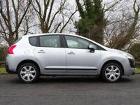 PEUGEOT 3008 1.6 ACCESS E-HDI FAP 5d AUTO (silver) 2012