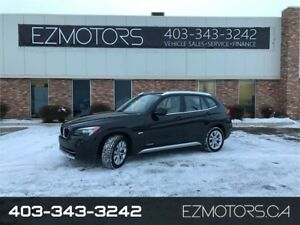 2012 BMW X1 28i|AWD|PANORAMIC SUNROOF