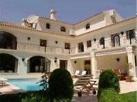 Marbella villa near Puerto Banus