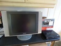 Samsung Television with Digital TV Receiver