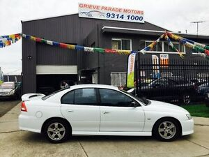 2003 Holden Commodore VY S 4 Speed Automatic Sedan Brooklyn Brimbank Area Preview