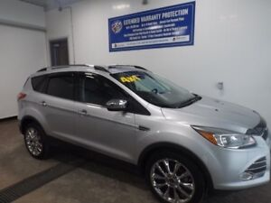 2016 Ford Escape SE 4WD LEATHER NAVI SUNROOF