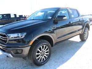 2019 Ford Ranger LARIAT, 501A, 2.3L ECOBOOST, 4X4, SYNC3, REAR C