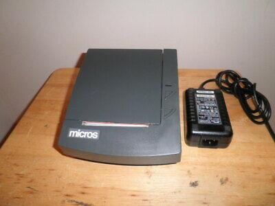 Micros 400444-002 Autocut Pos Thermal Receipt Printer - Tested Ok