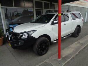 2019 Mazda BT-50 XTR (4x4) (5Yr) White 6 Speed Automatic Freestyle Utility Sandgate Newcastle Area Preview