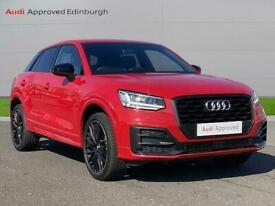 image for 2020 Audi Q2 35 Tfsi Black Edition 5Dr Estate Petrol Manual
