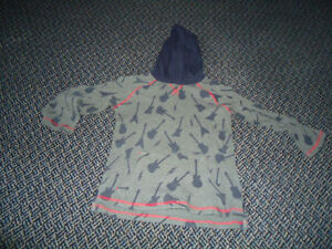 Boys Size 7 ****Hatley**** Long Sleeve Guitar Hoodie Kingston Kingston Area image 1