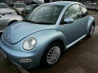 VW BEETLE 53 REG 3DR LOW MILES 65K