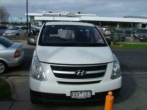 2010 Hyundai iLOAD TQ TQ 5 Speed Manual Van Coburg North Moreland Area Preview